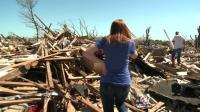 News video: Residents explore former homes as tornado-hit areas reopened