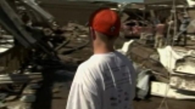 News video: Oklahoma tornado: the student's tale