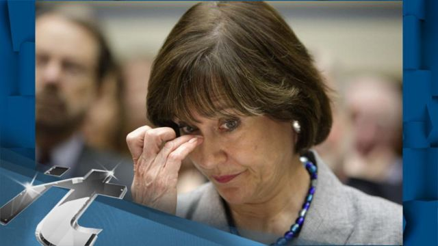 News video: Lois Lerner Breaking News: Emails Suggest IRS Targeting Developed by Lower-Level Workers