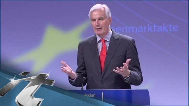 News video: Europe Breaking News: EU Plans $6.4 Billion Effort to Boost Chip Manufacturing