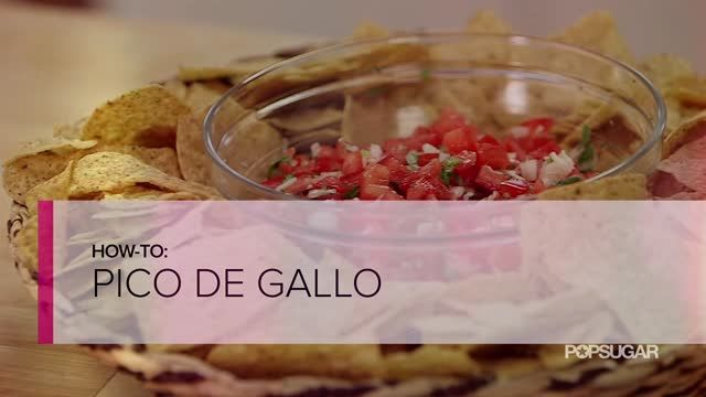 News video: Preparing Homemade Pico de Gallo Is Simpler Than You Think