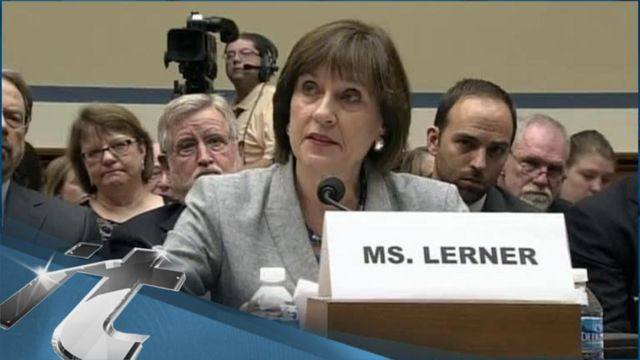 News video: Internal Revenue Service Breaking News: IRS Ousts Lerner